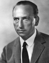 Black-and-white photo of Michael Curtiz.
