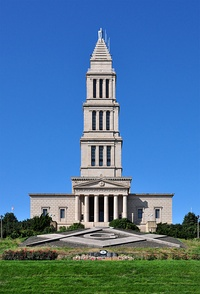 Front View of George Washington Masonic National Memorial.jpg