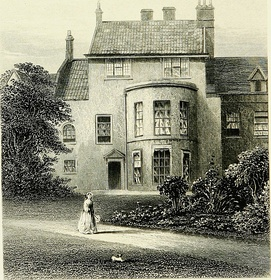 The house in which Harriet Martineau was born.