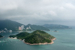 Hong Kong is frequently a financial center for corporate structuring.