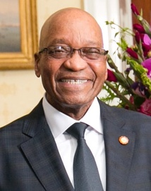 President Jacob Zuma, of whom Mogoeng was widely thought to be an ally when first appointed to the Constitutional Court. But Mogoeng has regularly ruled against Zuma in high-profile cases.