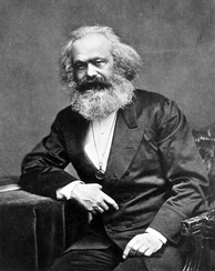 Karl Marx was a German philosopher and economist who developed the Marxist communism philosophy.