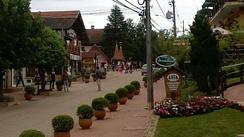 Монте-Верде, расположенный в южной части штата Минас-Жерайс, считается «Бразильской Швейцарией»