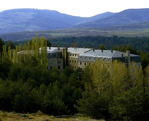 Gredos Parador, the first Parador opened
