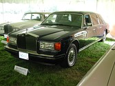 1994 Rolls-Royce Silver Spur III Armoured Touring Limousine