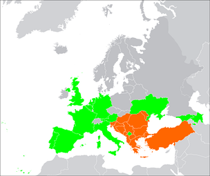 Southeast European Cooperative Initiative (SECI)   members   observers