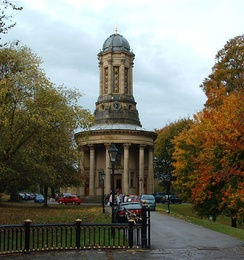 United Reformed Church, Saltaire Village