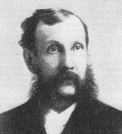Mayor Silas P. Wright. 1890s