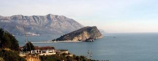 Побережье Далмации изобилует мелкими островами
