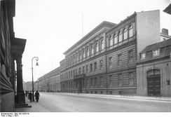 Foreign Office on Wilhelmstraße in 1927