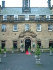 Crathorne Hall, an Edwardian stately home