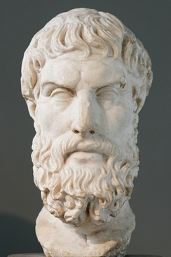"Epicurus is credited with first expounding the problem of evil. David Hume in his Dialogues concerning Natural Religion (1779) cited Epicurus in stating the argument as a series of questions:[72] ""Is God willing to prevent evil, but not able? Then he is impotent. Is he able, but not willing? Then he is malevolent. Is he both able and willing? Then whence cometh evil? Is he neither able nor willing? Then why call him God?"""
