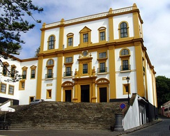 Palace of the Capitães-Generais is a residence of the Azorean President.