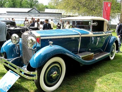 A 1930s Italian Isotta Fraschini Tipo 8A S LeBaron Boattail Roadster[4]