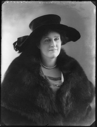 The future Viscountess Simon was knighted in 1933 for her efforts to combat remnants of chattel slavery in the British Empire.
