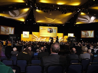 The 2011 Liberal Democrats conference