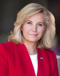 Cheney in 2016
