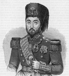 Mustafa Reşid Pasha, the principal architect of the Edict of Gülhane