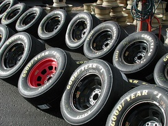 Goodyear NASCAR Tires and Wheels