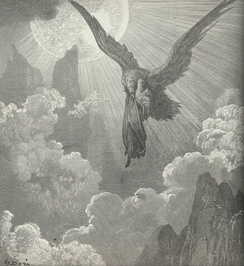Illustration for Purgatory (Purgatorio) by Paul Gustave Louis Christophe Doré