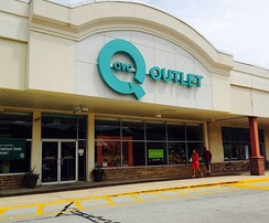 QVC Outlet store in Frazer, Pennsylvania