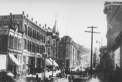 Seattle in 1887