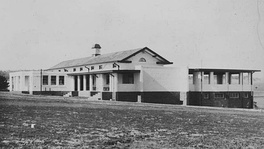 Telopea Park School in c. 1923