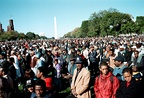 October 16: Million Man March