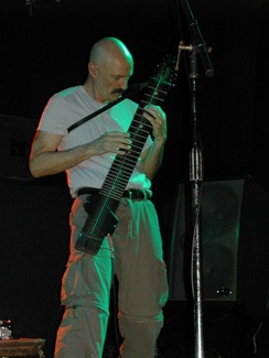 Tony Levin live at Toad's Place