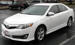 The best selling car in the United States, the Toyota Camry, is manufactured in Georgetown, Kentucky.