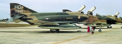 49th Tactical Fighter Wing F-4D[note 5]