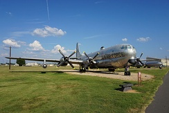 KC-97G/L at the Barksdale Global Power Museum