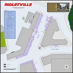 Map of Ridleyville