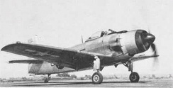 The XBT2D-1 in 1945