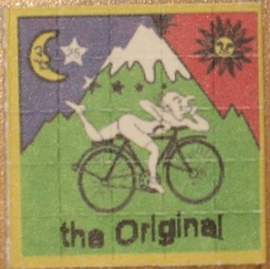 Bicycle Day celebration blotter