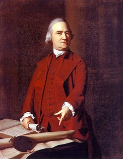 Samuel Adams opposed the act