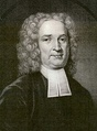 John Cotton, who sparked the Antinomian Controversy with his free grace theology.