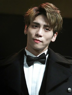 Jonghyun at 2016 Korean Popular Culture And Arts Awards