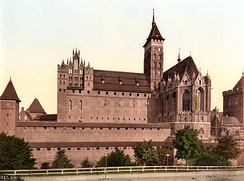Marienburg Castle of the Teutonic Knights