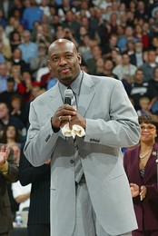 Mitch Richmond was a key player in the Kings' rise to prominence in the 1990s.