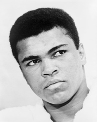 Muhammad Ali's name change from Cassius Clay in 1964 helped inspire the popularity of Muslim names within African-American culture.
