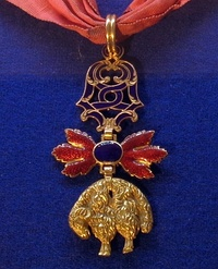 Order of the Golden Fleece (Spain 1800-1820) - Tallinn Museum of Orders.jpg