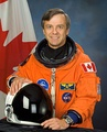 Robert Thirsk, Canadian astronaut and Chancellor of the University of Calgary, 2014-2018