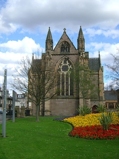 St Ninian's Cathedral, Perth