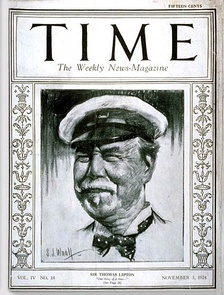 Time cover, 3 Nov 1924