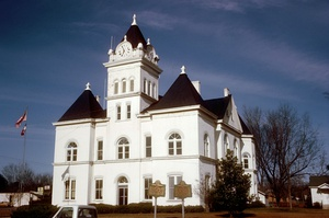 Twiggs County Courthouse, Jeffersonville