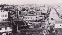 View of Pyongyang during the 1920s