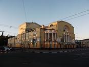 Volkova Square in Yaroslavl-14 вечер.JPG