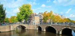 Reguliersgracht, Autumn 2010