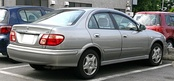 Nissan Bluebird Sylphy G10 Sedan
